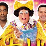 Review Nottingham Pantomime Theatre Royal Simon Webb Christopher Biggins