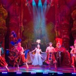 Theatre Royal Nottingham Pantomime Review Aladdin 2015