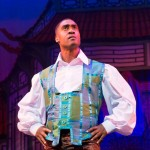 simon Webb Blue review Pantomime