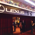 Club Lexus Review Entrance to Arena