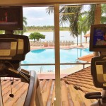 Gym Marriott Villas Doral Florida