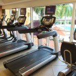 Review Gym Marriott Villas Forlida