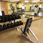 Gym Marriott Villas Doral Miaimi
