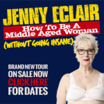 Jenny Eclair Grump Old Women Interview