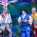 Lee Mead Julian Clary Marti Pellow Review Birmingham Pantomime 2016