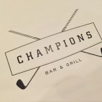Champions Restaurant Trump Review