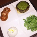 Review Champions Restaurant Trump Doral Miami Naked Burger