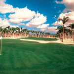 Golf Course Villas Doral Florida Miami
