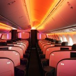 Upper Class Review Virgin Atlantic Dreamliner 787