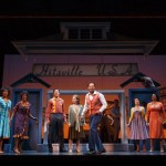 Motown Musical Review West End London Shaftsbury Theatre