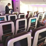 Review Dreamliner Premier Economy Virgin Atlantic