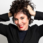 Ruby Wax Review West End Sane New World