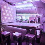 Virgin Atlantic 787 Bar Upper Class Review
