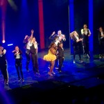 Alexandra Burke Bodyguard Musical Review 2016