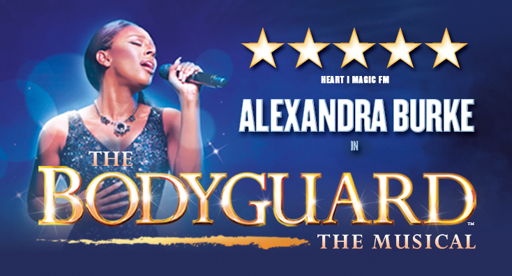Alexandra Burke Bodyguard Musical Review 2016 UK Tour