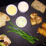 Browns Restaurant Review Sharing platter