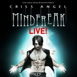 Criss Angel Luxor Las Vegas New Show Mindfreak Live