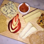 Dessert Delifonseca Restaurant review Cheese board