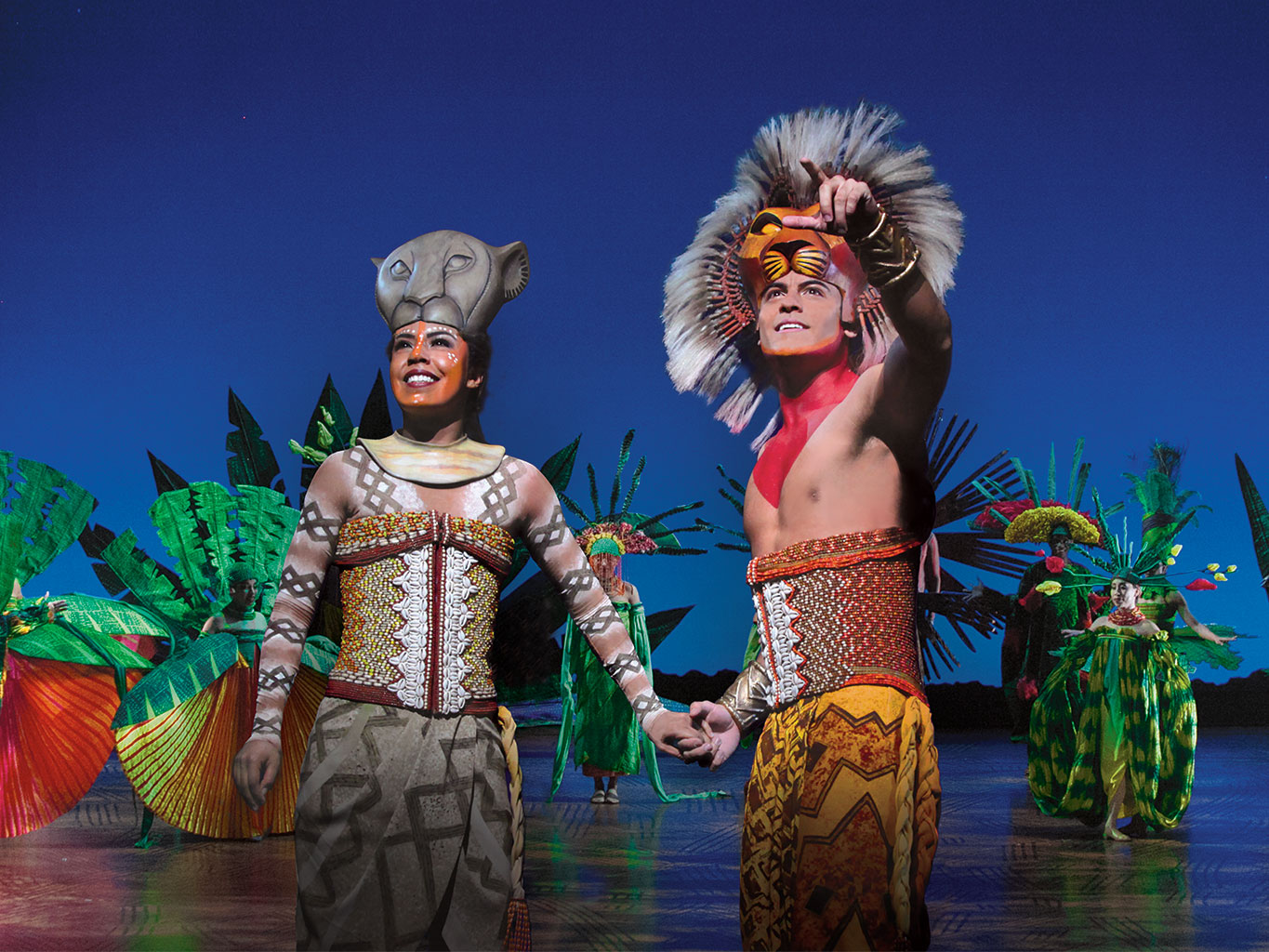 lion king the musical review