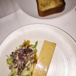 Review Gilbert Scott Marcus Wareing St Pancras London Foie Gras