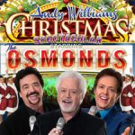 2016 Tour Dates Andy Williams Christmas Show Osmonds