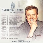 Aled Jones 2016 Cathedral Tour New Album One Voice Interview