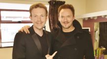 Enjoy Celebrity Radio's 2016 Interview Russell Watson Songs From The Heart Tour… He's back on the road for 2016 with a brand new 2016 tour 'Songs From The Heart'. The