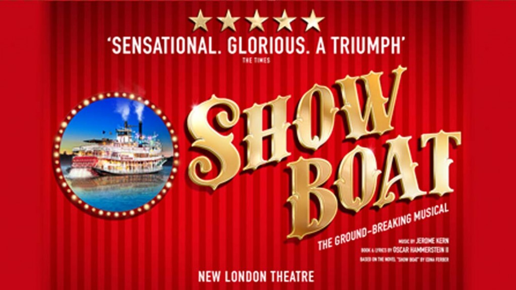 Review Show Boat New London Theatre West End
