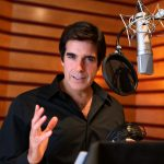 BBC interview David Copperfield