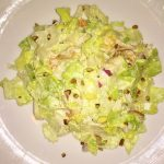 Appetisers Biscayne Restaurant Review Tropicana Salad