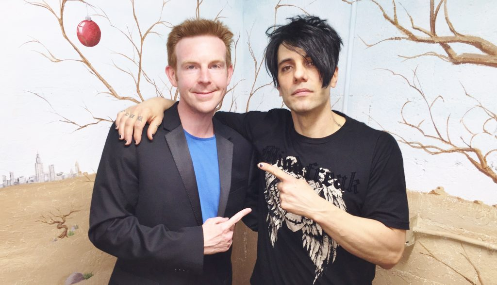 Criss Angel Alex Belfield Mindfreak 2016
