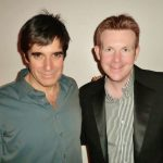 David Copperfield Alex Belfield MGM Grand Interview Review