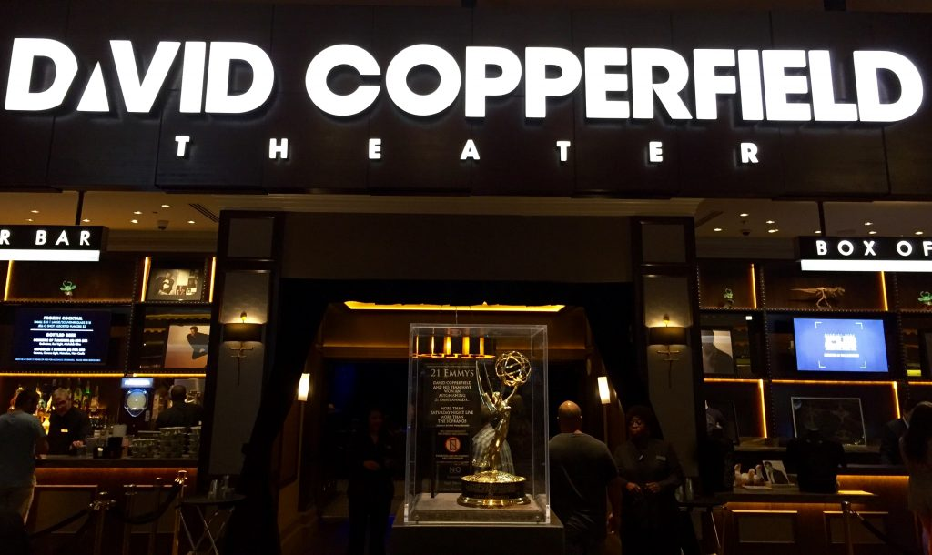David Copperfield Theater Review 2016