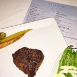 Steak Entrees Biscayne Review