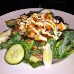 Food Review Hard Rock Cafe Salad