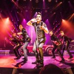 Frankie Moreno Under The Influence Planet Hollywood Review