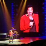 Lionel Richie Las Vegas Pictures Video Review Planet Hollywood