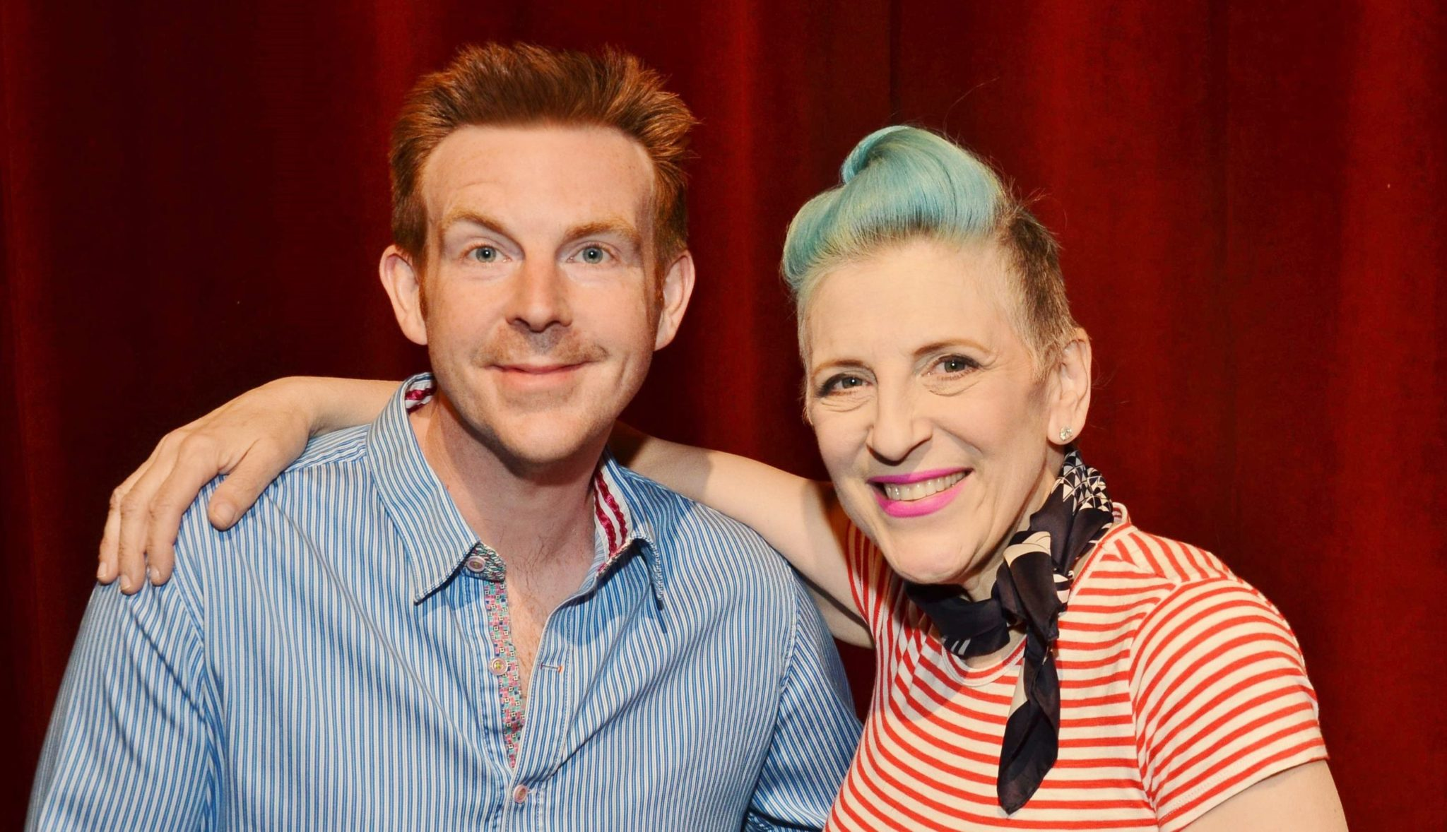 Enjoy Celebrity Radio's Comedian Lisa Lampanelli Interview…. Lisa Lampanelli is Comedy's Lovable Queen of Mean and Celebrity Radio's FAVOURITE (living) female comedian. After Joan Rivers, no-one […]
