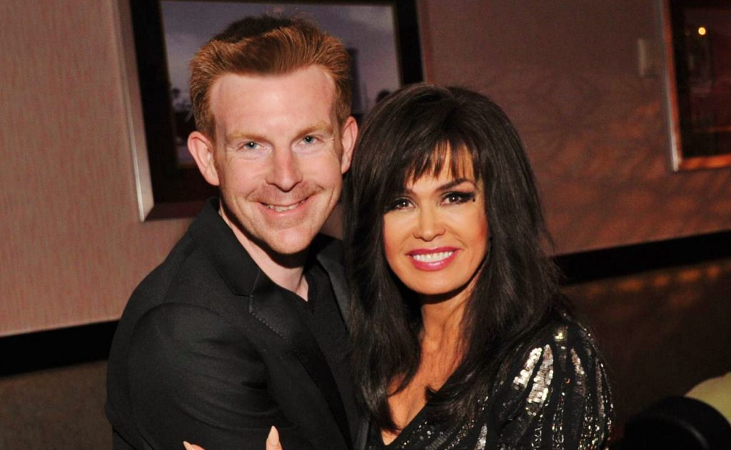 Marie Osmond Alex Belfield Interview