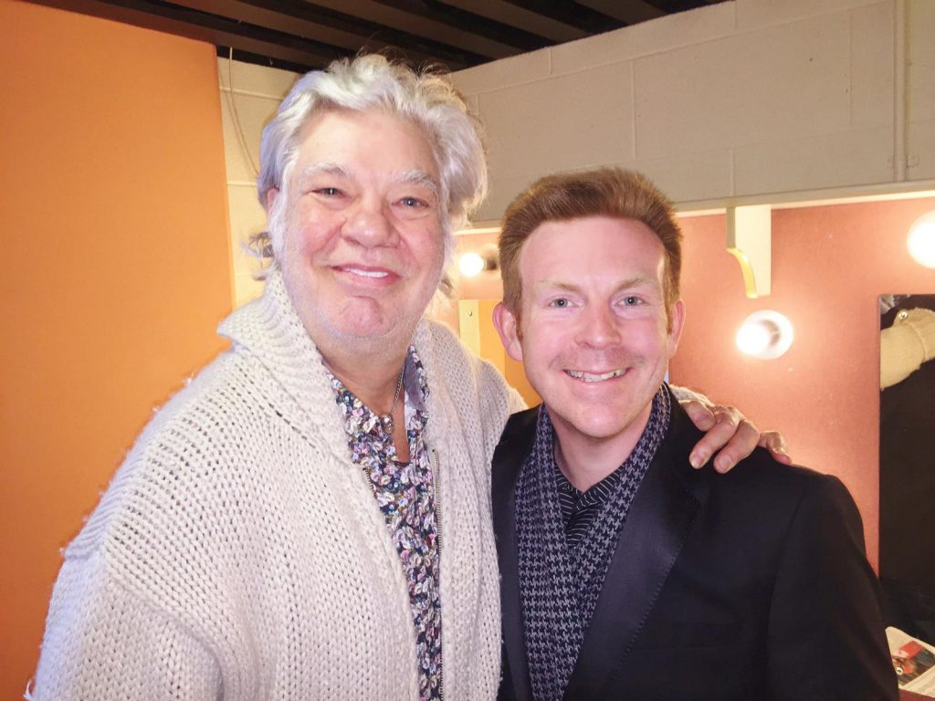 Matthew Kelly Alex Belfield Interview