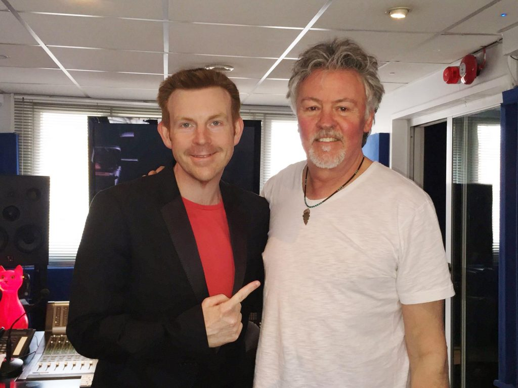 Paul Young Alex Belfield Interview