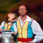 Review Cinderella London Palladium Paul Zerdin