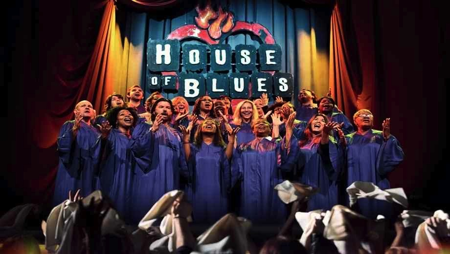 Review gospel brunch house of blues las vegas for Housse of blues