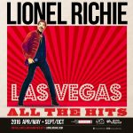 Review Lionel Richie 2016 Axis Las Vegas