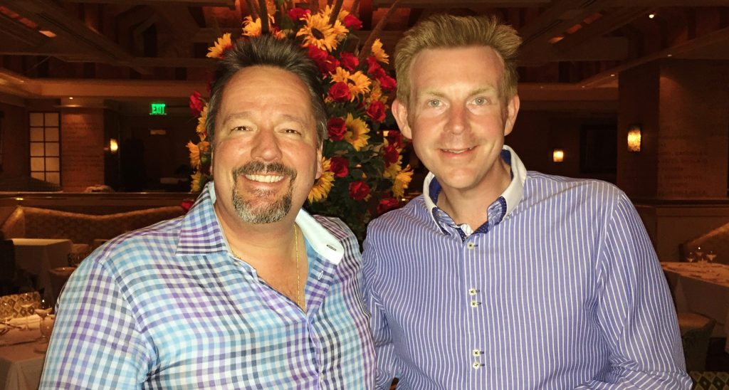 Terry Fator Alex Belfield Interview