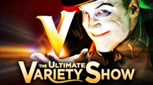 Enjoy Celebrity Radio's Review The V Show Ultimate Variety Miracle Mile Las Vegas…. I was so thrilled to visit David Saxe's V Theater in the heart of the 'Miracle Mile'