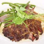 Specials entrees mon ami gabi Bison meat