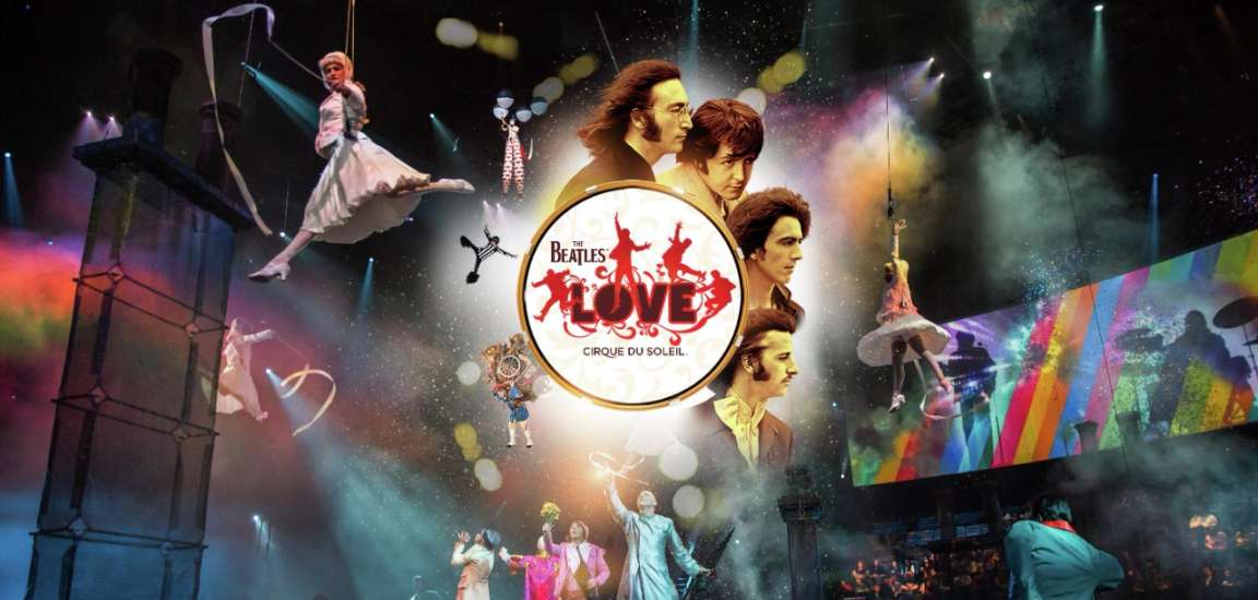 Enjoy Celebrity Radio's Beatles Love At Mirage Las Vegas Review…. Love is the fabulous Beatles show by Cirque in Las Vegas @ Mirage Hotel & […]