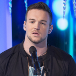 Collabro Richard Hadfield leaves group interview