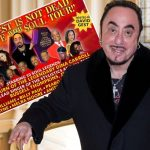 David Gest 2016 Tour Dates Going Ahead